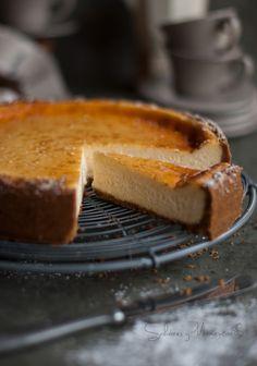 Tarta de Queso {My Cheesecake}