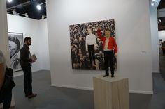 Stephan Balkenhol #ARCO2017 #FeriaArcoMadrid. #FeriaArte #ArtFair #ArteContemporáneo #ContemporariArt #Art #Arte #Arterecord 2017 https://twitter.com/arterecord