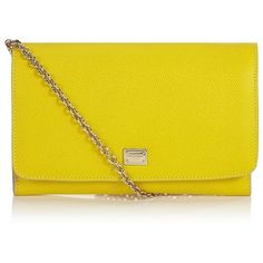 Dolce & Gabbana Nina Crossbody Bag ($780) ❤ liked on Polyvore