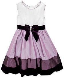 Rare Editions Girls' Colorblocked Dress