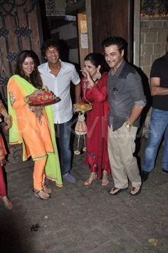 Celebs celebrate Karwa Chauth | PINKVILLA