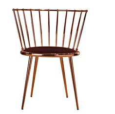 Metal Loop Chair By Noir Furniture LA. | MAISON/SEATING | Pinterest | Chairs,  Furniture And Porches