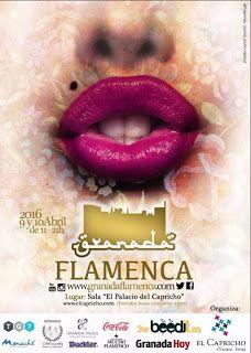 Leonor Aguilar Agente Independiente (Directora Zafiro): Granada Flamenca 2016 Leonor Aguilar Oriflame