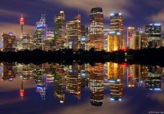 Mirror mirror on the wall - who's the fairest city of all? Photo by Pawel Papis Photography