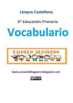 Repaso vocabulario 3º Educación Primaria