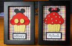 I think I'll make these for my cupcake Diva sister :)