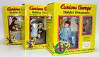 Curious George Christmas Ornaments