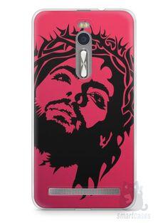 Capa Zenfone 2 Jesus #6 - SmartCases - Acessórios para celulares e tablets :)