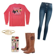 """""""Southern fried cotten"""" by madelinestroupe on Polyvore featuring Casetify"""