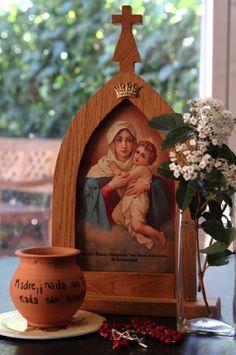 La Virgen Peregrina | Liga de Familias - Schoenstatt