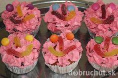 Veselé cupcakes