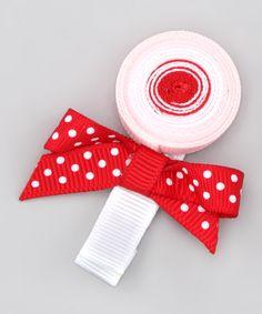 Lollipop clip