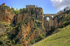 Andalucia, Spain.  Photo by Bert Kaufmann