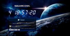 "Square Enix has launched a countdown teaser site for a ""secret title"" set to be announced next Wednesday, December 12.  The website, pictured above, shows two planets and a sun from the view of outer space. Above the Twitter placement, the tiny text ""Universe Accel Cosmic Drive"" is placed. And to the top right of the site, the word ""Star."" Also of note, the page's URL contains the word ""liftoff.""  Given the site's contents, could Square Enix be teasing the next Star Ocean?"