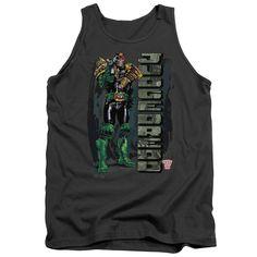 Judge Dredd: Blam Tank Top