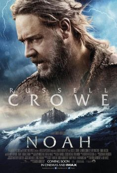 Noah - Here's the new movie poster for  Russell Crowe's #Noah. Have you already put it on your To-Do list? http://circleme.com/items/noah--3