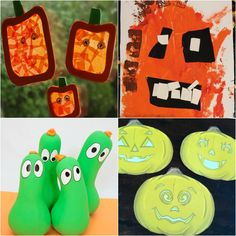 pumpkin ideas for toddlers