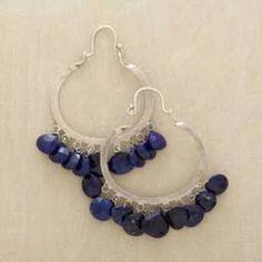 Sundance lapis earrings