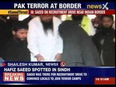 IB: Hafiz Saeed directed terror groups to strike India
