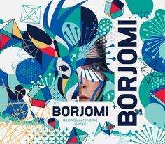 Georgian mineral water brand Borjomi likes taking on new challenges, applying fresh approaches and daring solutions in its ongoing efforts to evolve as a brand and reinvent its package design and advertising campaigns. Beer Packaging, Brand Packaging, Graphic Design Branding, Logo Branding, Mineral Water Brands, Limited Edition Packaging, Discovery Bottles, Water Branding, Web Design
