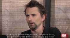 MUSE : Matt Bellamy and Dom Howard_03 June 2015 - Interview - Radio Dimensione Suono, Italia