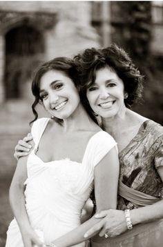 Jackie Karas Staub and her beautiful mom