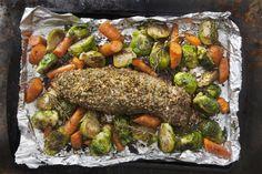 Fűszeres, fokhagymás szűzérme egészben sütve: a páctól lesz igazán finom - Recept | Femina Pot Roast, Pork, Turkey, Keto, Ethnic Recipes, Drink, Carne Asada, Kale Stir Fry, Roast Beef