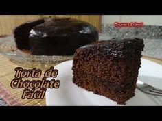 BIZCOCHO DE CHOCOLATE BASICO PARA TORTAS- Silvana Cocina - YouTube