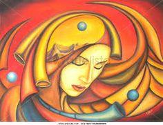 pinturas de figura humana abstracta - Buscar con Google