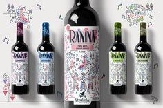 "Wine ""RANINA"" is one of the interesting projects of Georgian Brand  Consultation Company ""branding.ge"". Brand ""RANINA"" was created for Georgian  wine-like alcohol beverage producing company Dugladze Wines & Spirits."