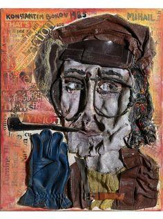 MIHAIL CHEMIAKIN, artist Konstantin Bokov (b1940, Ukraine; based in New York since 1975)