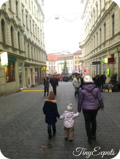 Christmas time trip to Brno with TinyExpats
