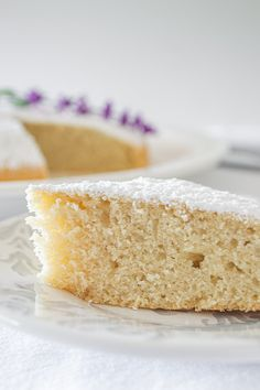 Queque de Agua Económico Vanilla Cake, Bakery, Desserts, Recipes, Food, Garam Masala, Vanilla, Sweets, Lactose Free Recipes