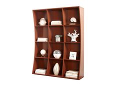 Scandinavian Designs - Bookcases/Shelves - Bacata Bookcase Cherry