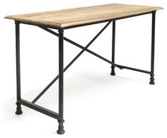 "Lafayette Desk industrial-desks - 55"" x 23"" x 30"" $399"