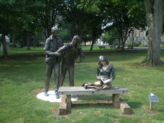seward johnson sculptures | Seward Johnson 'The Reader' 1980, Ursinus Sculpture Park, Collegeville ...