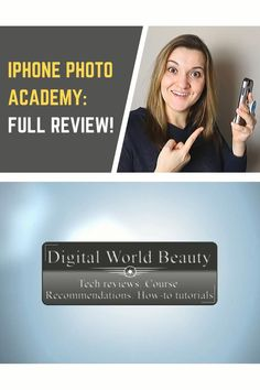 What better way to learn all the iPhone photography tips and tricks than enrolling in an online course!? In this YouTube video, I'm sharing my review of iPhone Photo Academy by Emil Pakarklis (with iPhone Photography School). Learn the photo editing skills and how to take great photos that you can post on Instagram and wow your followers. Subscribe for more videos! :) Iphone Photography, Mobile Photography, Amazing Photography, Art Photography, Photography School, Photography Lessons, Best Online Photography Courses, Editing Skills, Camera Phone