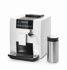 Aparat Cafea Automat Kitchen Line Espresso Machine, Latte, Coffee Maker, Kitchen Appliances, Twitter, Espresso Coffee Machine, Coffee Maker Machine, Diy Kitchen Appliances, Coffee Percolator