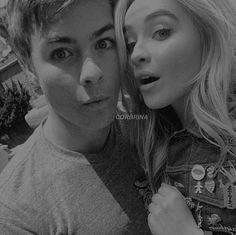 They make such a cute couple!!!!! #Peybrina #Lucaya