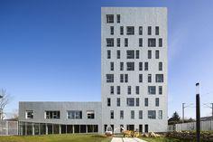 Kanoa Tower,Courtesy of Studio-02 Architectes