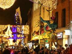 What's On This New Year's Eve In Dublin