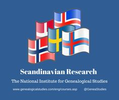 Scandinavian Research - The National Institute for Genealogical Studies @GeneaStudies History Of Sweden, History Of Finland, Norway Language, Family History Book, History Books, Communion Book, Family Information, Military Records, Historia