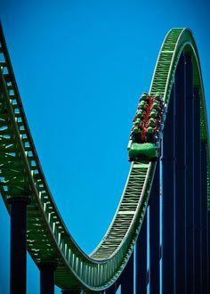 Kingda Ka - Six Flags Great Adventure Six Flags Great Adventure, Greatest Adventure, Adventure Is Out There, Best Roller Coasters, Roller Coaster Ride, Kingda Ka, Amusement Park Rides, Carnival Rides, Parcs