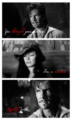 Black Sails - Jack Rackham & Anne Bonny