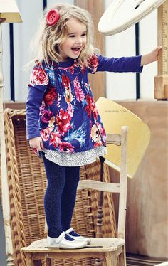 ALALOSHA: VOGUE ENFANTS: Must Have of the Day: Bright outfits by Catimini. It's Time To Start Preparing to spring!