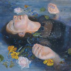 ..  @ Kari-Lise Alexander | Pop Surrealism painter