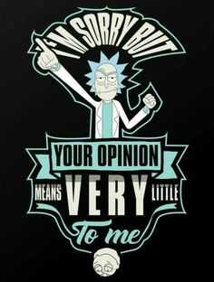 Rick and Morty is an American adult animatedscience fiction created by Justin Roiland and Dan Harmon for Cartoon Network. Rick And Morty Quotes, Rick And Morty Poster, Ricky Y Morty, Sf Wallpaper, Fictional World, Fictional Characters, Rock Poster, Justin Roiland, Backgrounds