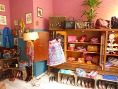 FKIDS Boutique Hamburg Shop Interior