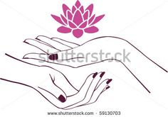stock-photo-hands-with-lotus-59130703.jpg (450×316)