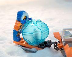 LEGO CITY Arctic Snowmobile